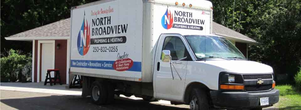 North Broadview Truck